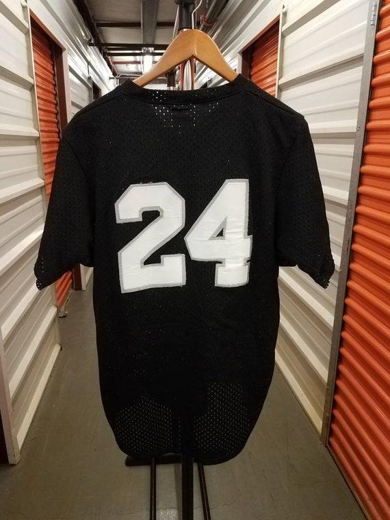 Nouvel Nouvel Nouvel an vente 15 % de réduction Vintage 90 ' s Original MLB Chicago White Sox Carlos Martinez v-cou en maille Jersey. Grande taille pour hommes. 8e7d7e