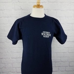 Adult Medium. New Year SALE 15/% Off Vintage 1980/'s Notre Dame Fighting Irish T-Shirt By Champion