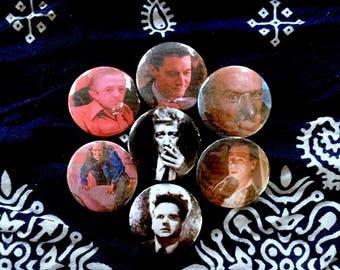 david lynch button pack