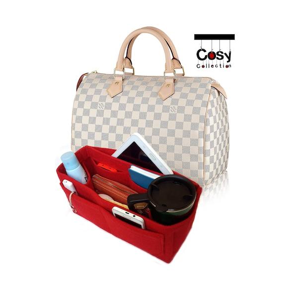 Louis Vuitton Speedy 30, Speedy 30 Insert, Speedy 30 Organizer, Lv Speedy 30, Lv Organizer, Bag In Bag Insert, Purse Speedy 30, Purse Insert by Etsy