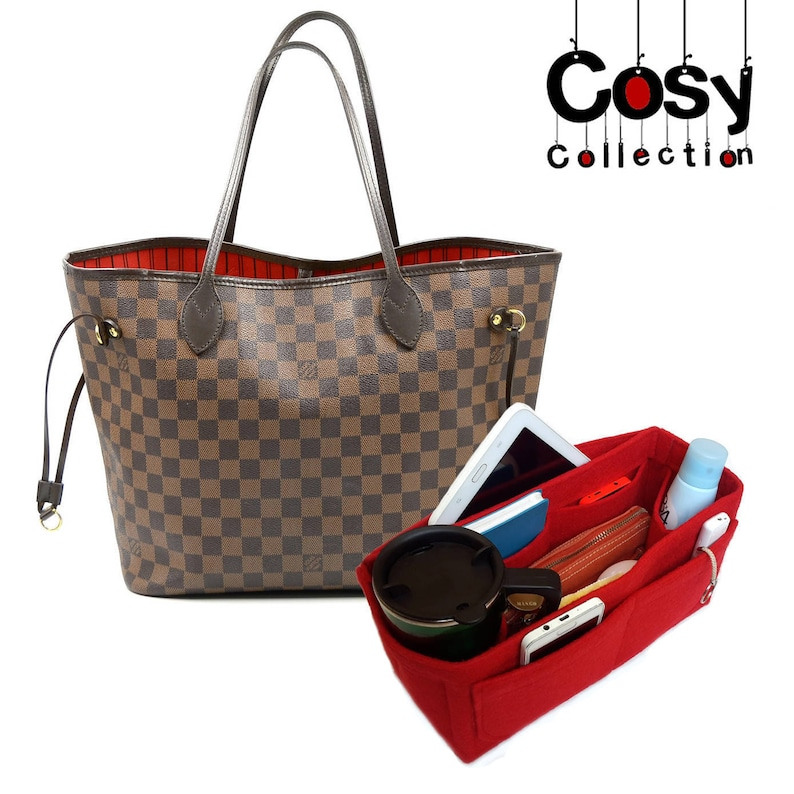 229c0cc64b8e7 Louis vuitton neverfull mm neverfull mm insert neverfull mm | Etsy