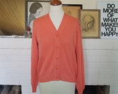 New price save 20 % compared to original price - Lovely cardigan the 1970s. Size EU 38 - UK 10 - US 6