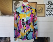 New price save 20 % compared to original price - Amazing shirt the 1970s. Size EU 38/40 - UK 10/12 - US 6/8