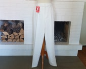 New price save 20 % compared to original price - Amazing pants the 1970s - Dead stock - with tags! Size EU 38 - UK 10 - US 6. Waist 78 cm
