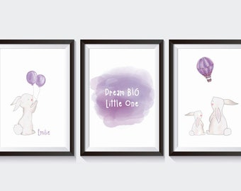 3 Poster/Pictures for kids room