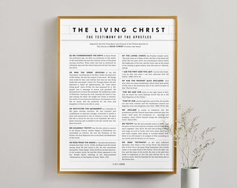 photograph regarding The Living Christ Printable identified as The dwelling christ Etsy