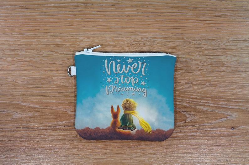 Small Coin Bag Coin Pouch Change Purse Purse Organizer The Little Prince Coin Purse