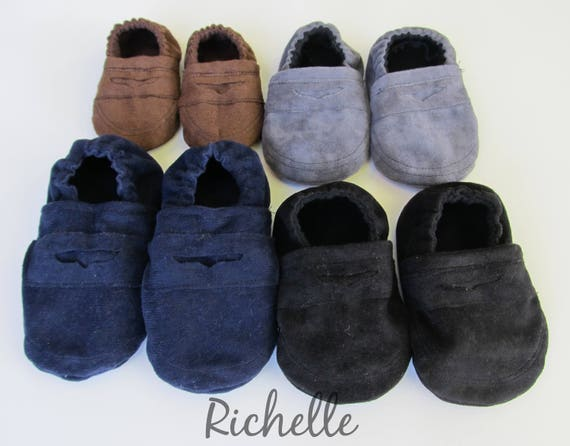 Baby Boy Dress Shoes Penny Loafer Shoes