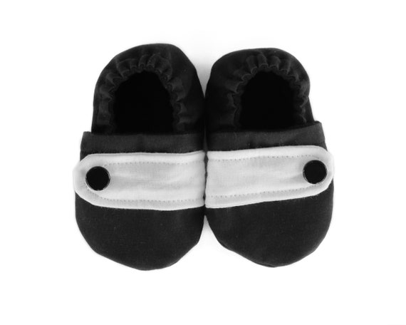 Baby Boy Shoes with Faux Strap Wedding