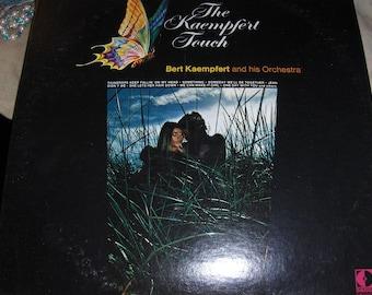 """Bert Kaempfert - """"The Kaempfert Touch"""""""