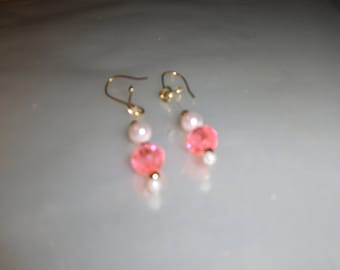 Pearl Drops earrings - Part 2