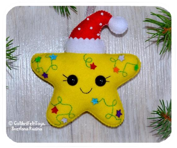 Felt Christmas Tree and Star