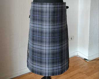 Kilt, hand sewn, custom made, handmade, Scottish kilt, Scottish skirt, tartan kilt, traditional kilt, wool, DK kilts