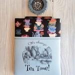 TEA TIME book sleeve