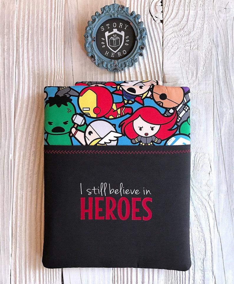 HEROES book sleeve image 0