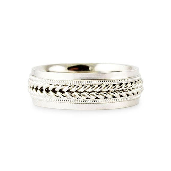 Black Bow Jewelry 3mm Milgrain Edge Domed Band in 10k Yellow Gold