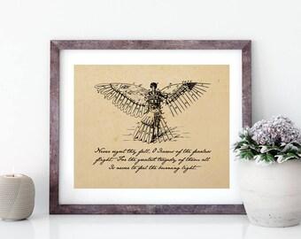 Printable Oscar Wilde Quote