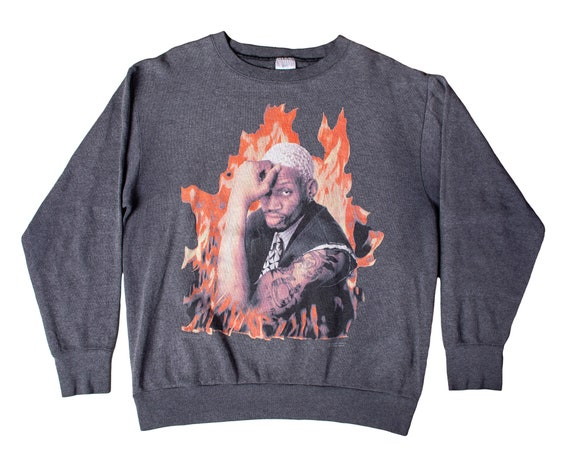 Vintage Dennis Rodman Sweatshirt Vintage Dennis Ro
