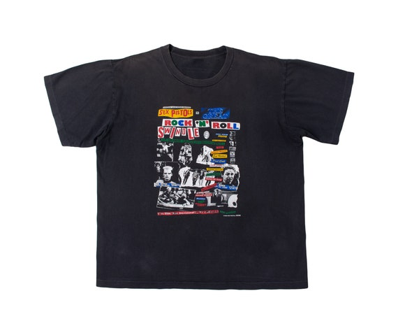 Vintage Sex Pistols Shirt Rare Vintage Sex Pistols