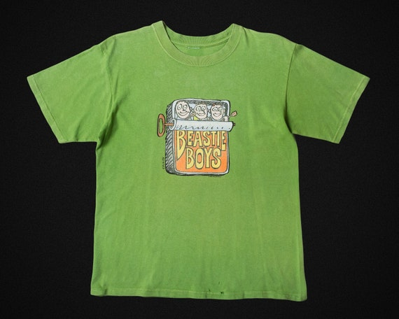 Vintage Beastie Boys Shirt Size Large