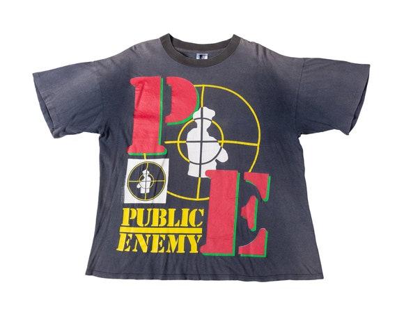Vintage Public Enemy Shirt Vintage Public Enemy Al