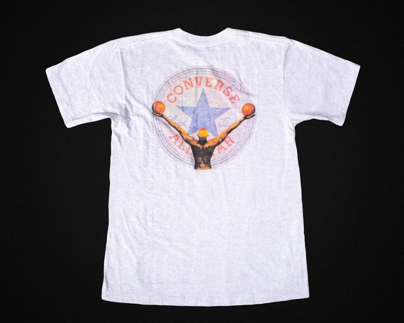 Vintage Dennis Rodman Converse Shirt Vintage Denni