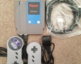 Pi Cart. Raspberry Pi Zero. NES Cartridge.  Jtendo Cartridge. Over 2000 Games