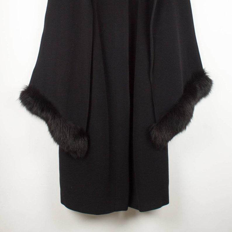 Vintage Coat Made in Italy 100/% Virgin Wool 90/'s