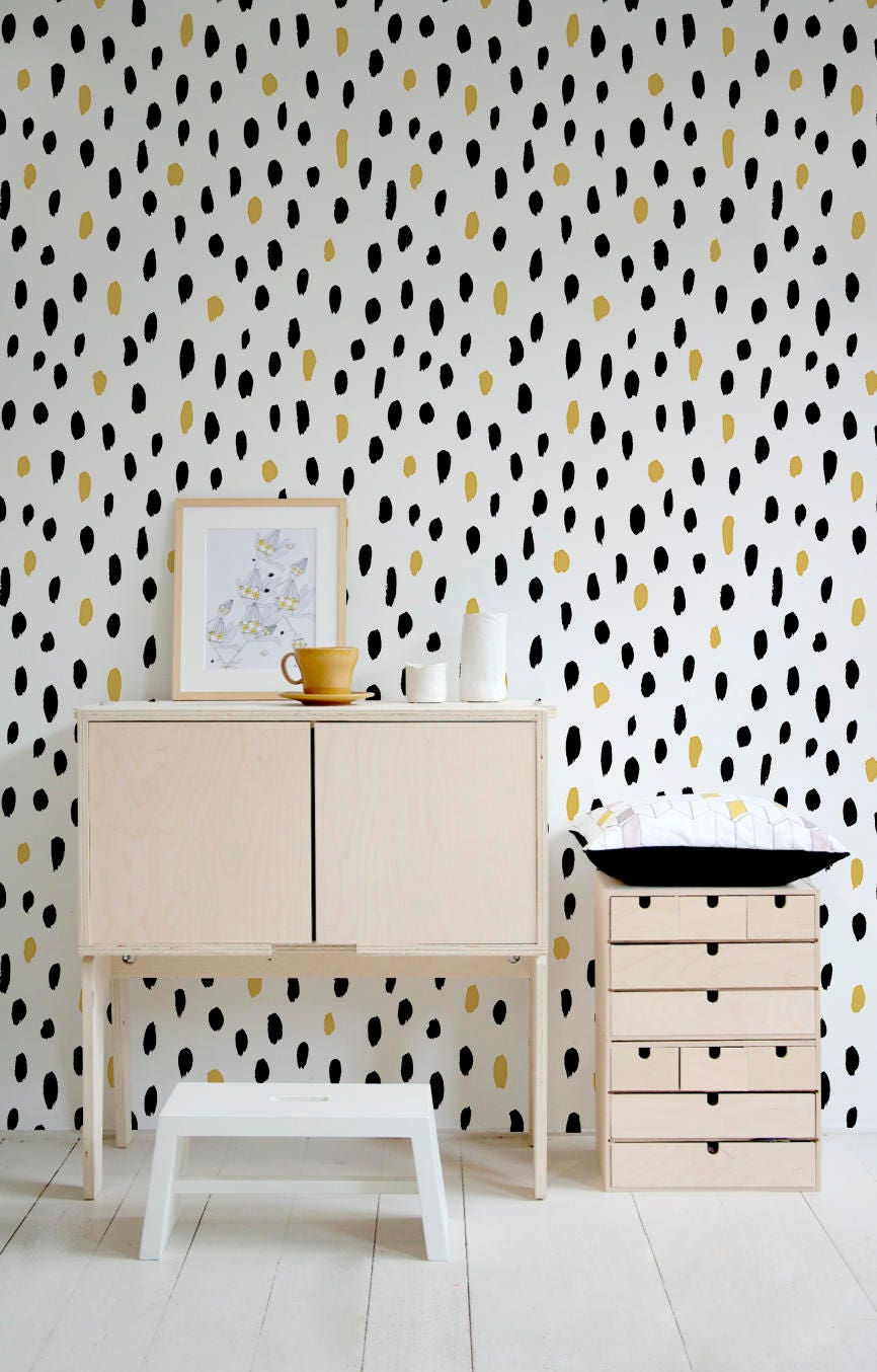 Removable Wall Decor Candy Wallpaper Wallpaper Wall Paper Removable Peel and Stick Wallpaper A145 Fabric Wallpaper Removable