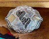 Heart Belt Buckle