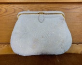 Pearl Beaded Handbag