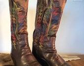 Paul Bond Cowboy Boots