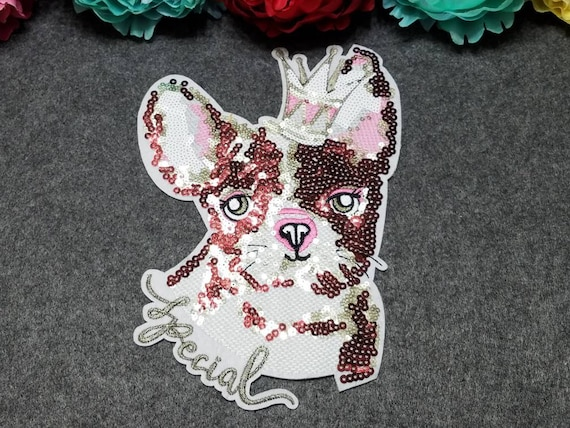 Fashion patch 3pc//set Pink Panther Iron on patch