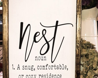 Wood Sign Signs With Quotes Signs Farmhouse Decor Etsy