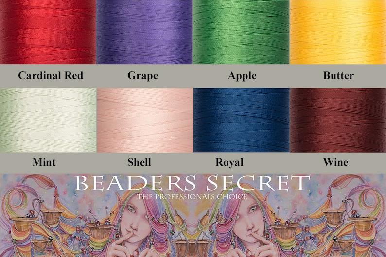 Brass Beaders Secret Thread
