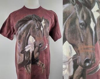 6dc9ea920472 Horse print shirt