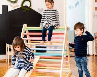Kleinkind Klettert Dreieck : Baby toys & games kids furniture von homefordreams auf etsy