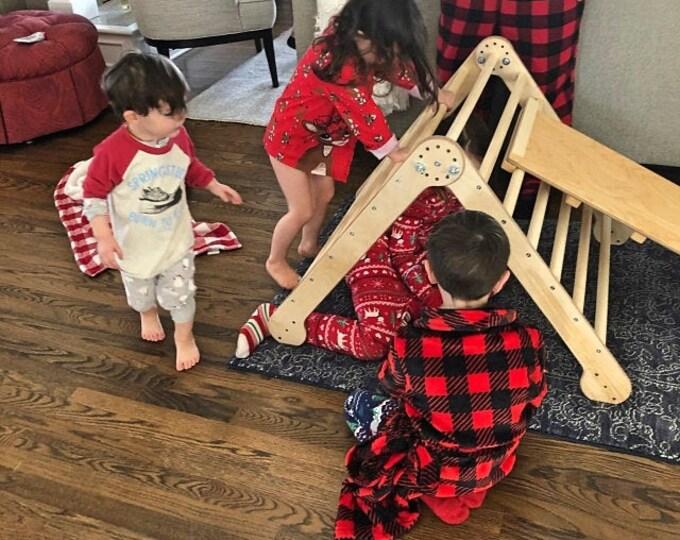 Climbing triangle, Step Triangle, Climbing ladder for toddler, Kletterdreieck, Climbing frame