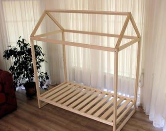 Letto Per Bambini Montessori : Letto basso per bambini latest kubox etto basso attrezzato per