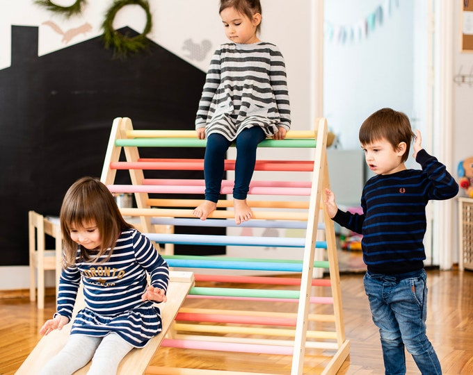 FREE DELIVERY! Climbing triangle 120 cm, Step Triangle, Kletterdreieck, Climbing frame, Klettergerüst, Climbing frame
