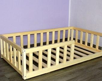 https://home4dreams.com , Toddler bed , Nursery crib , Montessori bed, floor bed