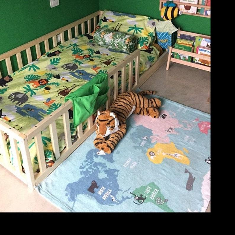 Casa letto per bambini presepe dell'asilo letti per 66jCWRSt