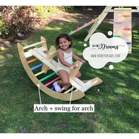 Only Swing (for arch) with wax. For USA and Canadian customers we offer Fast FedEx Express Delivery service - 2-4 business days.