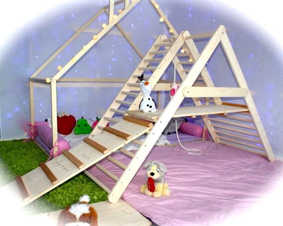 Kletter Dreieck Baby : Ugi bugi turnbeutel für kleinkinder schritt dreieck etsy