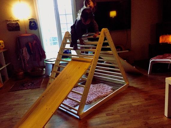 Kletter Dreieck Baby : Ugi bugi klettern dreieck baby kletterer leiter für