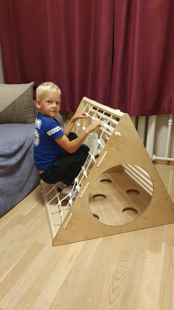 Climbing triangle, Kletterdreieck, Baby climber, Climbing ladder,  Step Triangle, Climbing frame