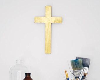 Wood Cross Wall Decor Etsy