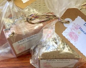 Handmade soap gift packs