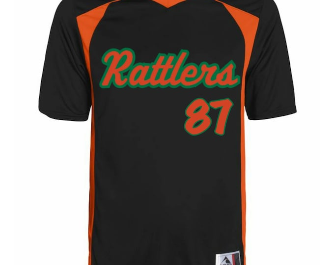 FAMU Rattler embroidered jersey