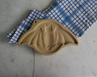 Brown Bag Cookie Art Bat